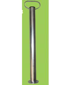 Béquille diam 48 hauteur 60cm