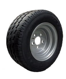 Roue complete 4tr100 155/70r13